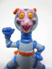 Disney Epcot Center Figment in Space Suit PVC Figure