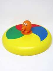 Parker Bros. Q*Bert Flying Disc Action Figure