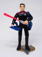 Playmates Star Trek: The Next Generation Cadet Wesley Crusher Action Figure