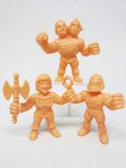 Super7 Masters of the Universe M.U.S.C.L.E. Series 3 Set B