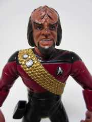 Playmates Star Trek: The Next Generation Lieutenant J.G. Worf in First Season Uniform Action Figure