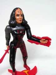 Playmates Star Trek: The Next Generation K'Ehleyr Action Figure