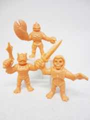Super7 Masters of the Universe M.U.S.C.L.E. Series 3 Set A