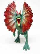 Mattel Jurassic World Dilophosaurus Action Figure