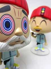 Funko VYNL The Life Aquatic Steve and Ned Vinyl Figures