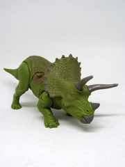 Mattel Jurassic World Battle Damage Triceratops Action Figure