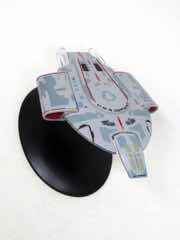 Eaglemoss Collections Star Trek U.S.S. Defiant NX-74025 Best Of Issue Die-Cast Metal Vehicle