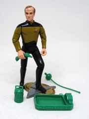 Playmates Star Trek: The Next Generation Lieutenant Barclay Action Figure