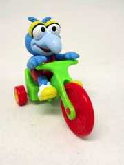 McDonald's Muppet Babies Gonzo on Bike Figure with Vehicle