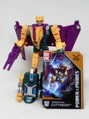 Transformers Generations Power of the Primes Terrorcon Cutthroat Action Figure