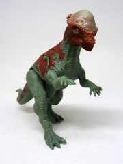 Mattel Jurassic World Battle Damage Pachycephalosaurus Action Figure