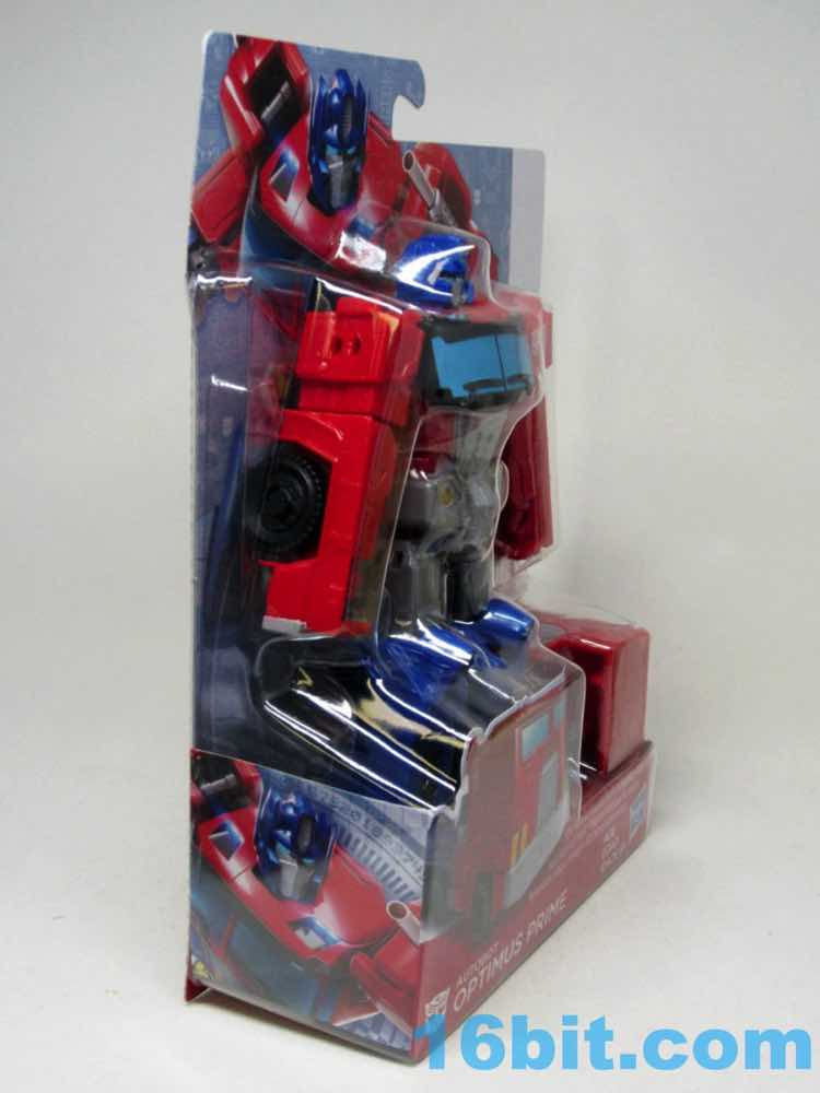 Transformers Authentics Optimus Prime Hasbro E0771