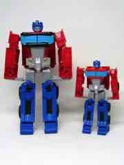 Transformers Authentics Bravo Autobot Optimus Prime Action Figure