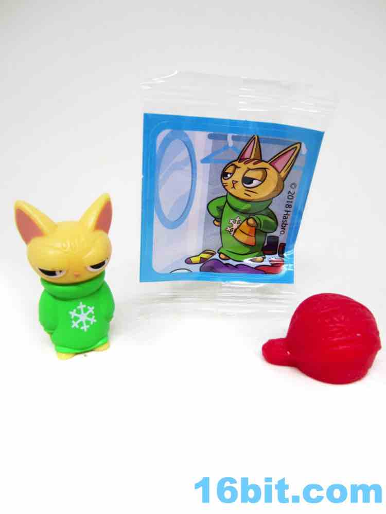 New Hasbro Lost Kitties cats mini toy figures Series 2 Boops