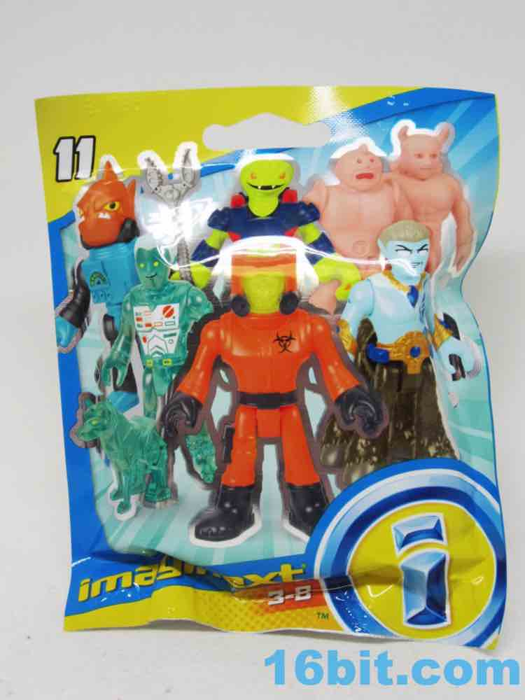 16bit Com Figure Of The Day Review Fisher Price Imaginext