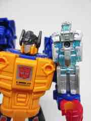 Transformers Generations Prime Wars Trilogy Punch-Counterpunch with Prima Prime Action Figures