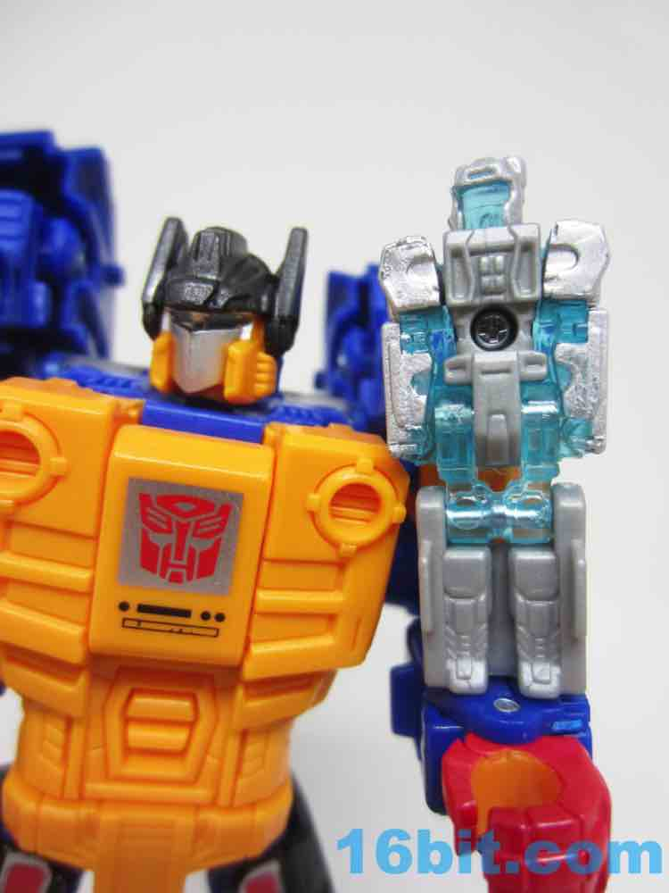 Transformers Generations Exclusive Prime Wars Punch-Counterpunch Quick UK Ship
