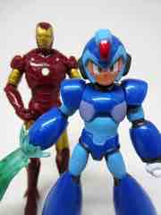Hasbro Gamerverse Marvel vs. Capcom Infinite Iron Man vs. Mega Man X Action Figures