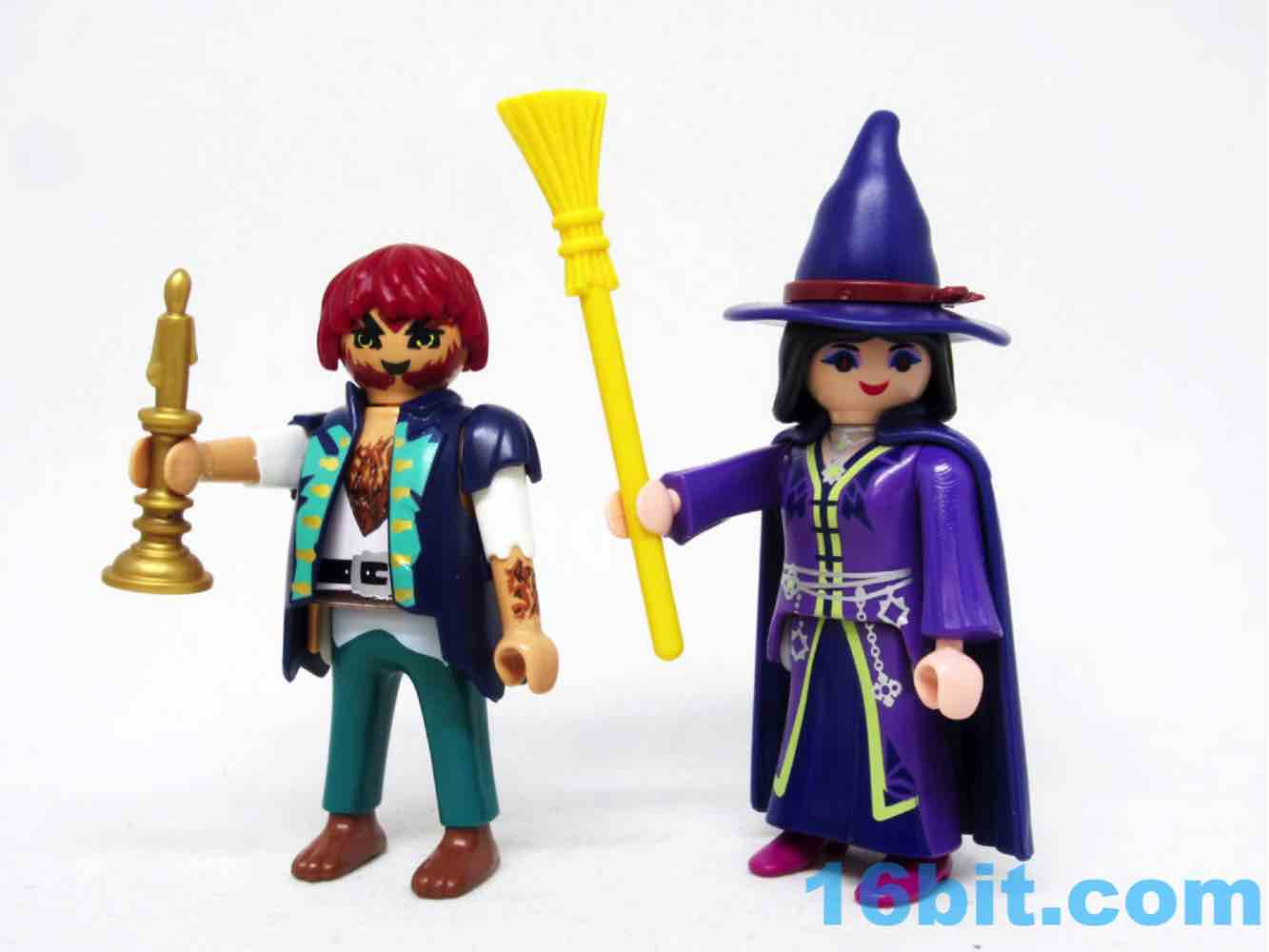 16bit.com Figure of the Day Review  Playmobil 9309 Werewolf and ... 777e80d66970