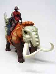Lanard Primal Clash Mammoth with Shrapnel Action Figure