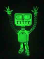 ThreeZero PopFuzz Glow in the Dark The Robot