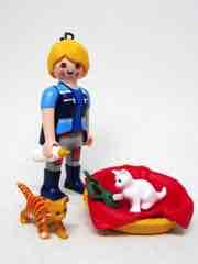 Playmobil 2019 Toy Fair Pet Hotel Cat Expert Figure