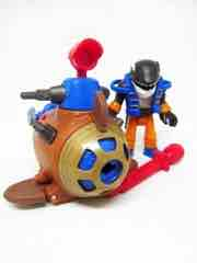 Fisher-Price Imaginext Pirates Shark Minisub Figure with Vehicle