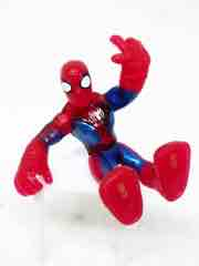 Hasbro Playskool Heroes Series 2 Marvel Super Hero Adventures Clear Spider-Man