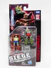 Hasbro Transformers Generations War for Cybertron Siege Micromasters Autobot Topshot and Flak Action Figures