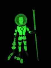 Outer Space Men Cosmic Radiation Zero Gravity Action Figure