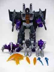 Transformers Generations War for Cybertron Siege Phantomstrike Squadron Skywarp, Shrute, Fracas, and Terror-Daxtyl Action Figures