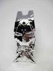 Toy Pizza Zoner Capsule Silver Vehicle Mode