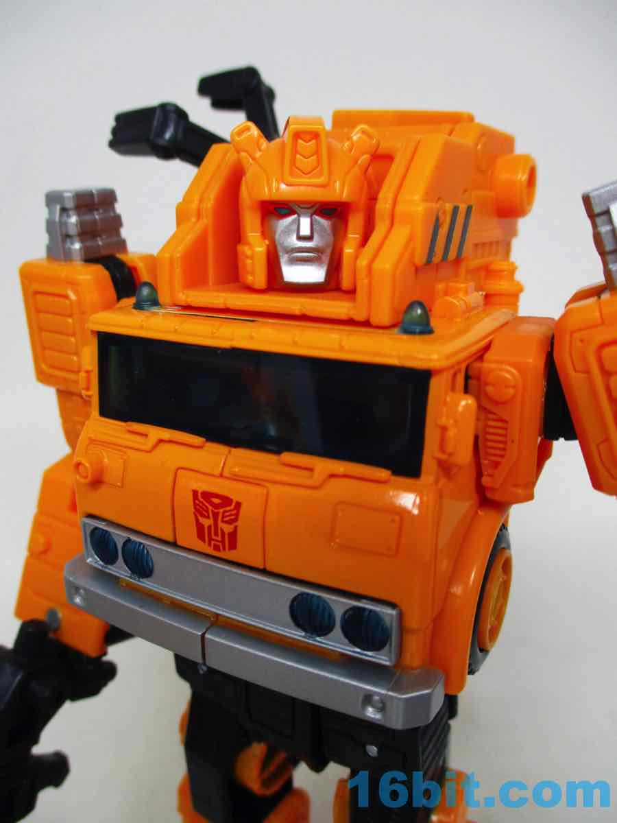 HASBRO TRANSFORMERS GENERATIONS WAR FOR CYBERTRON EARTHRISE VOYAGER GRAPPLE