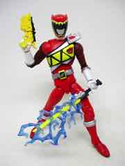 Hasbro Power Rangers Lightning Collection Dino Charge Red Ranger Action Figure