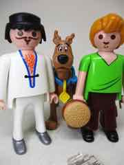 Playmobil Scooby-Doo! 70287 Scooby and Shaggy with Ghost Figures