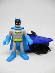 Fisher-Price Imaginext DC Super Friends Slammers Batmobile with Batman Set