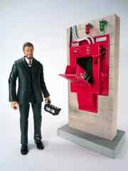Mattel Ghostbusters Walter Peck Action Figure