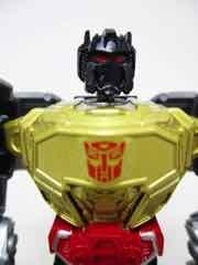 Hasbro Transformers Authentics Bravo Autobot Grimlock Action Figure