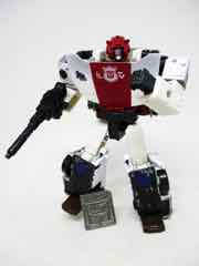 Hasbro Transformers Generations War for Cybertron Trilogy Red Alert Action Figure