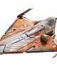 Star Wars Saesee Tiin's Jedi Starfighter Vehicle