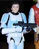 Han Solo in Stormtrooper Disguise