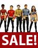 Exclusive Star Trek Mirror, Mirror Action Figure Set