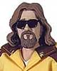 The Big Lebowski Urban Achiever 8-Inch Figures Wave 1 Set