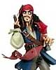 Pirates of the Caribbean Animated Jack Sparrow Maquette