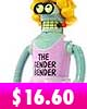 Futurama Gender Bender Tin Toy