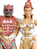 Teela and Zodak!