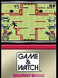 Game & Watch: Mario's Cement Factory