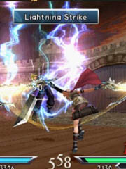 Dissidia 012 Final Fantasy Prologus