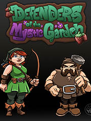 Defenders Of The Mystic Garden