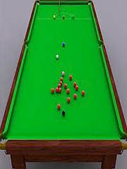 Ronnie O'Sullivan's Snooker, or an image from Wikipedia